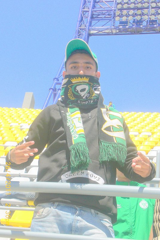 $)  ULTRAS GREEN BOYS   $)