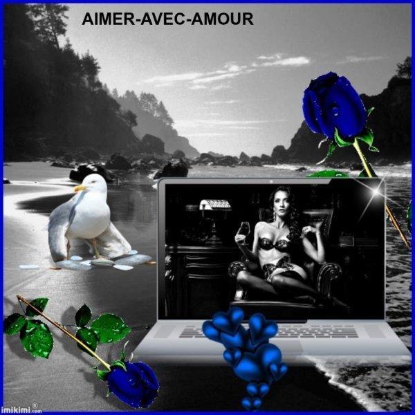 CADEAU POUR MON AMIE AIMER-AVEC-AMOUR