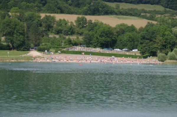vu la chaleur de ce week-end, rien de tel que d être au bord de l eau