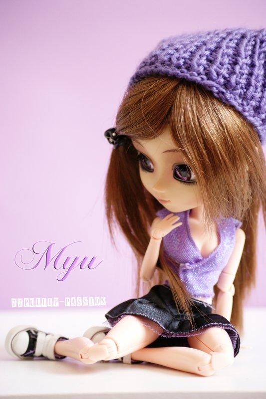 Mlle Myu ♥