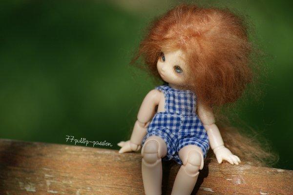 Ma si petite Clem' :) ♥