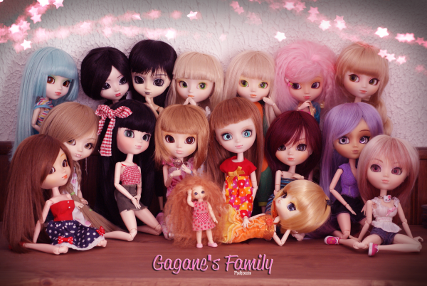Gagane's Family - Août 2012 ♥