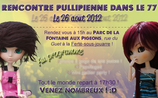 Rencontre pullipienne ! ♥