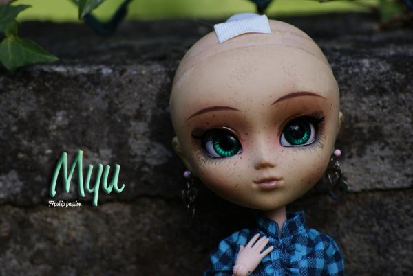 La nouvelle Myu *_* !