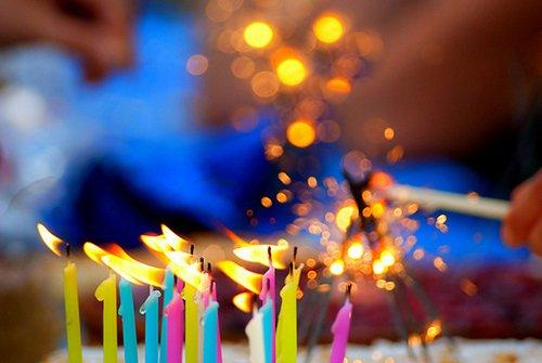 My birthday :3