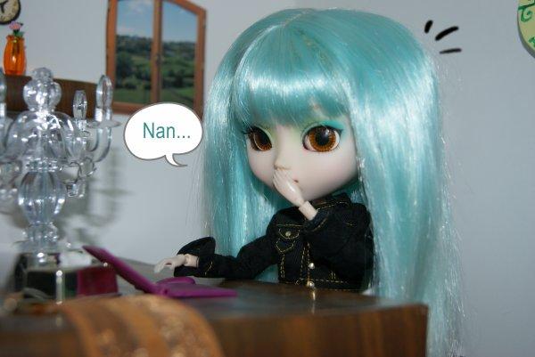 Photostory _ Arrivée de Luna chez la Gagane's troupe ;D