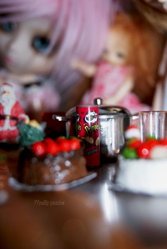 Noël chez les pullip <3