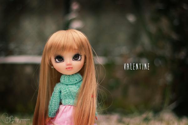 Valentine a perdu son sourire... ^^
