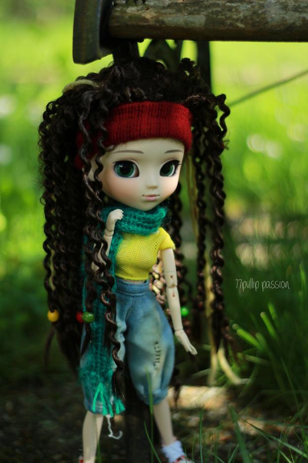 Ma petite fan de la Faune et de la Flora change de look ☮
