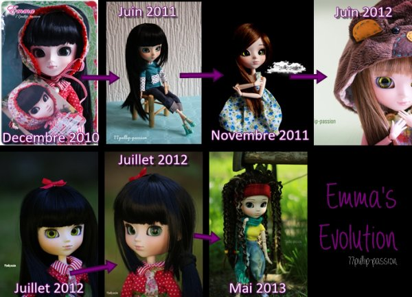 Emma's Evolution ♥