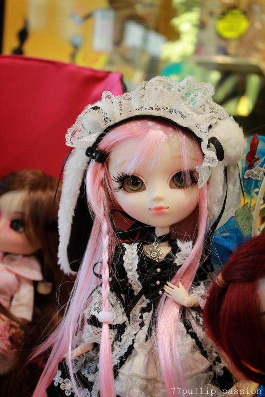 Mini Japan expo au Carrefour de ma ville ! :3