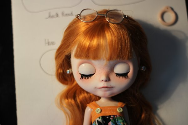 Customisation de ma BLYTHE #2