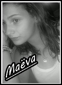 #Maëva .
