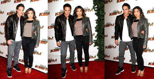 *  Evénement 03.12.11 : Michael et sa petite amie JennaUshkowitz ont assistés au Jingle Bell Ball à Londres .  *