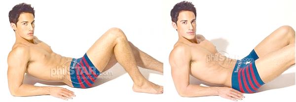 * Photoshoot : Découvrez trois nouvelles photos de Michael issue du photoshoot de la marque Bench.  *