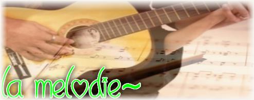 OS -  La mélodie - Partie 1