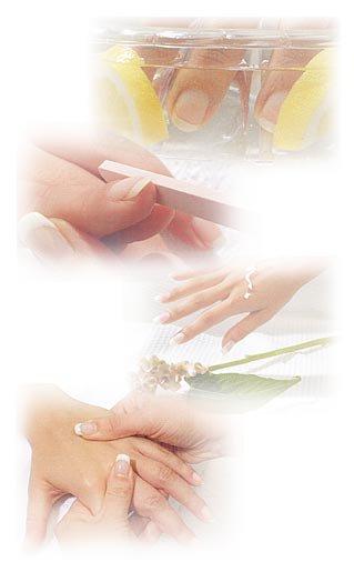 le soin des main