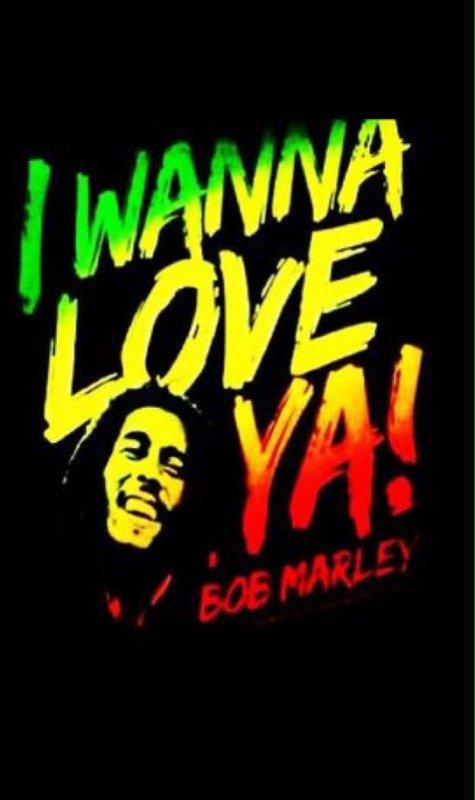 ♥ belle soiree avec bob marley♥