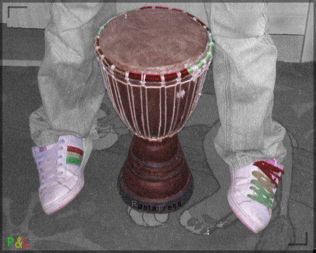 Le monde du reggae...