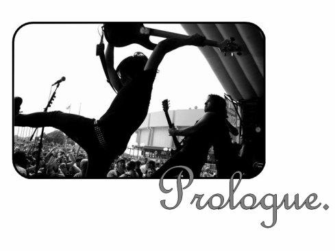 . . Prologue . «__Y'a-t-il encore un nous ?__». . - ♥ ._____________