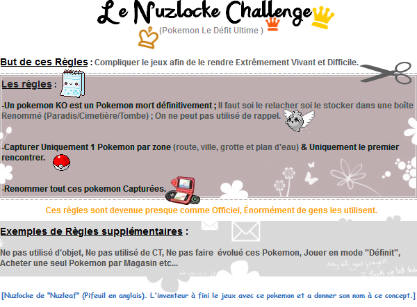 Article Particulier : Pokemon Le défit Ultime
