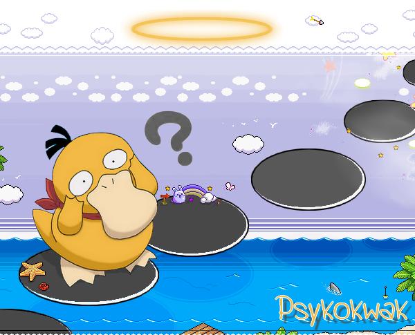 Création : Psychokwak