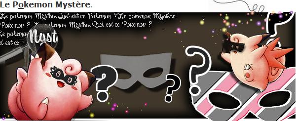 Jeux [ Fermé ] : Le Pokemon Mystère