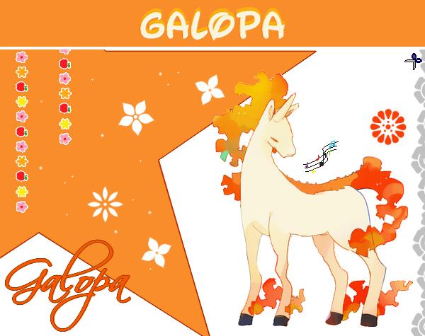 Création : Galopa