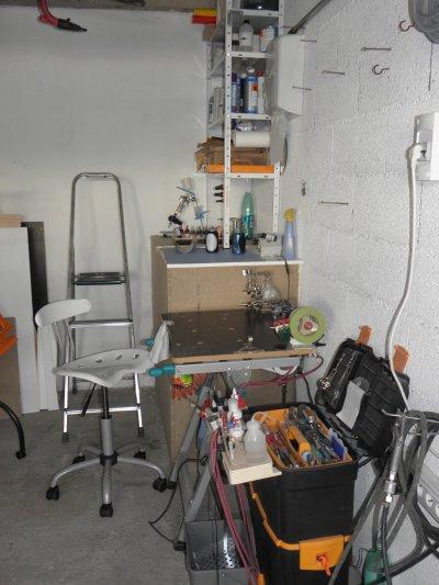 Mon nouvel espace de travail