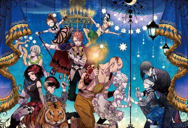 Kuroshitsuji : Book of Circus
