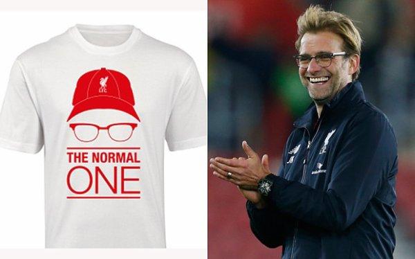Liverpool Patenkan Istilah 'The Normal One' Bagi Klopp