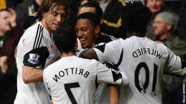 Swansea Tertarik Datangkan Kembali de Guzman