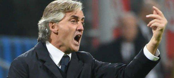 Mancini: Kami Tidak akan Lepas Pemain Saat Januari