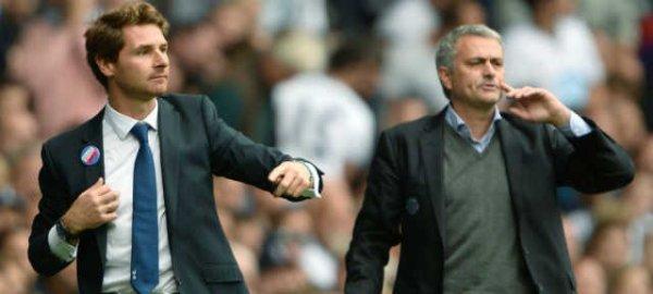 Villas-Boas: Pemecatan Mourinho Luar Biasa