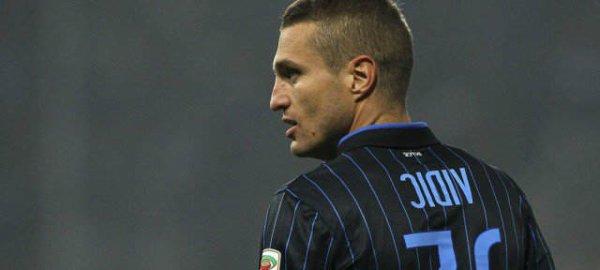 Vidic Ucapkan Salam Perpisahan pada Inter