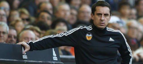 Neville: Saya Akan Terus Bersama Valencia