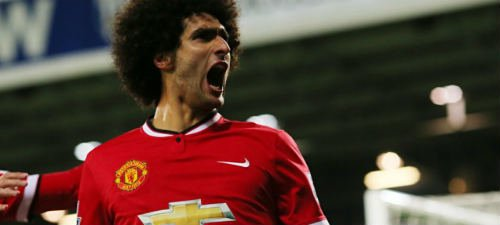 Fellaini Senang Bawa United ke Babak Final
