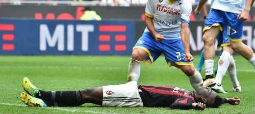 Balotelli Minta Maaf Telah Gagal Eksekusi Penalti