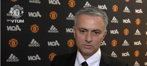 Mourinho : Saya Ingin Menang