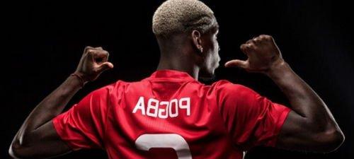 De Gea: Pogba Bahagia Kembali ke Old Trafford