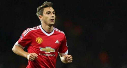 United Sepakat Lepas Darmian ke Inter