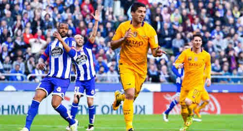 Prediksi Barcelona vs Deportivo La Coruna