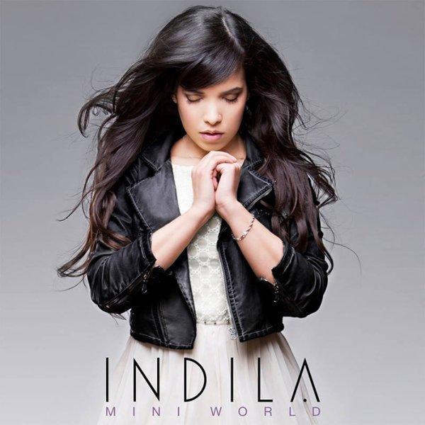 "ALBUM "" MINI WORLD"" INDILA"