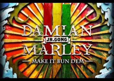 Remix / Skrillex Feat Damian Marley - Make It Bun Dem ( Kimfu Remix ) (2013)
