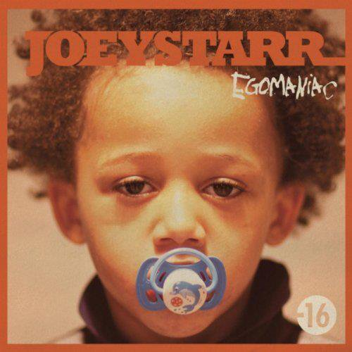 Egomaniac / Joeystarr - On te voit ( Prod by Kimfu ) (2012)