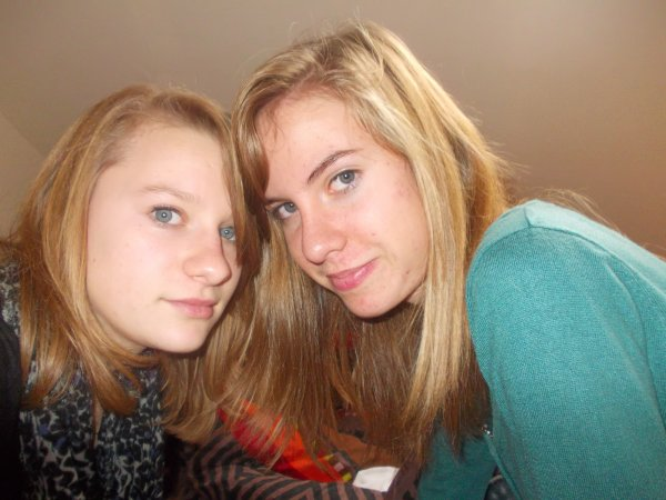Les blondes en Force :D