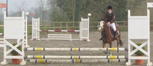 Ma troisième année d'équitation (à doubles et jujus) !!