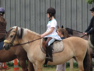 Fête du poney club 2012 !!