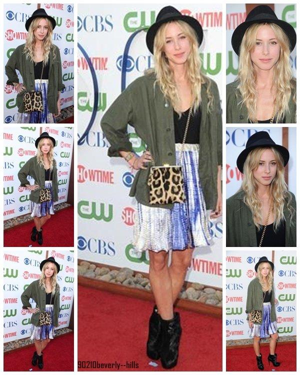 03 août 2011 || Le casting de 90210 était présent au TCA Summer Press Tour pour la CW, admirez les ! (: