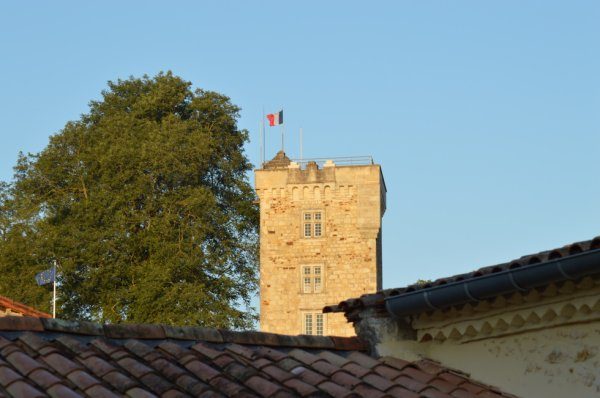 le château de Montendre (17)